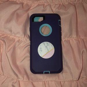 Iphone 6/7/8 OTTERBOX PHONE CASE!
